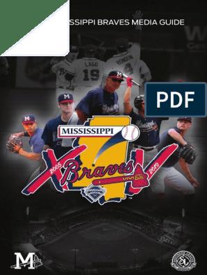 2019 M-Braves Media Guide | St  Louis Cardinals | Atlanta Braves
