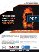 ARCHARD Fire Door Inspection