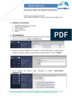5.-Programación Del Panel HMI (Cadenana de Imágenes)