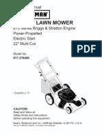 L0804065 Lawn Mower
