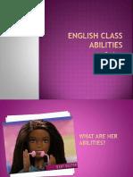 English Class Can