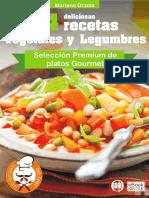 54 Deliciosas Recetas - Pastas y Salsas