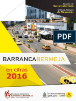 Revista Barrancabermeja en Cifras 2016