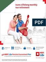 MC01201810853 HDFC Life Pension Guaranteed Plan Brochure_Retail