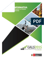 Gals 2015 Cartilla Informativa