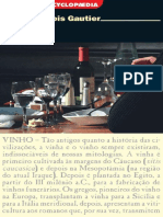 Vinho - Jean-François Gautier