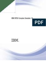 IBM SPSS Complex Samples 19