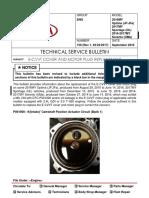 TSB ENG 159 E-CVVT Motor Plug Replacement