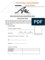 Application Form_Advanced Youth Skill Development