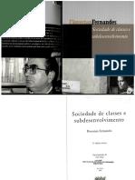 Florestan Fernandes - Sociedade de classes e subdesenvolvimento.pdf