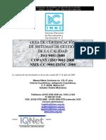 Guía de la Certificación en Sistemas de Gestión