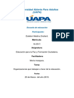 Tarea 3 Educacion Para La Paz.