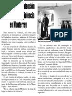 04-03-19 Abren unidad de atención a víctimas de la violencia en Monterrey