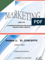 Diapositivas de Marketing