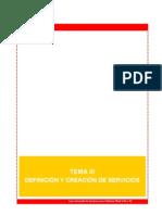 Tema_III.Definición y creación de servicios