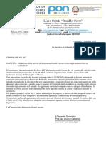 Circ.37 - Validazione Attivit Alternanza Scuola Lavoro Al 31agosto2018