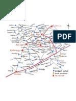 Nagarathar Route Map