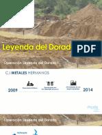 Operación Leyenda del Dorado I