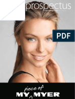 Myer Share Offer Prospectus