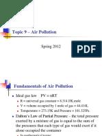 Topic 9 - Air Pollution.pptx