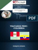 Defenza Peru Colonbia