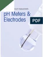 Phmetros y Electrodos