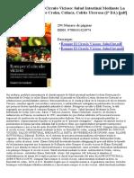 Romper El Circulo Vicioso Salud Intestinal Mediante La Dieta en Fermedad de Crohn Celiaca Colitis Ulcerosa (2ª Ed)