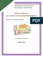 PLANIFICACION EDI PROYECTO DE MICROEMPRENDIMIENTO.docx