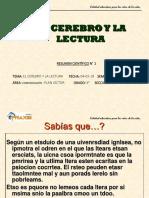 1 RES - EL CEREBRO Y LA LECTURA 1°.ppt