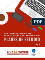 Lineamientos Curriculares Itca-fepade 2018_1332018