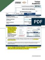 DIRECCIÓN DE EMPRESAS TRABAJO.docx
