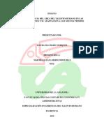 Ensayo Documento B C D