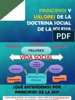 Principios y Valores de La DSI
