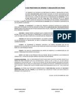 1-CONTRATO DE PRESTAMO DE DINERO Y OBLIGACIÓN DE PAGO.docx