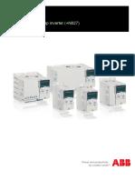 Manual controlador  bombeo ABB .pdf