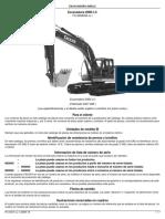 Escavadora 200DLC PIN 1FF200DX D510001 Introducci n