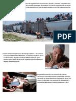 La migración humana se refiere a los procesos de migración de los seres humanos.docx