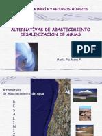 04. Alternativas de Abastecimiento Desalinizacion de Aguas1