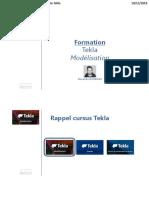 Alphorm.com Ressources Formation Tekla Structure 2018 Modélisation