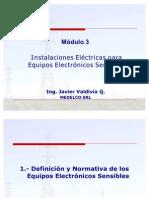 001 Inst Elect Para Equipos Electronic Sensibles