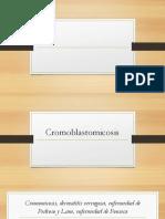 cromoblastomicosis
