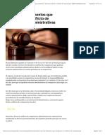 Estos son los elementos que configuran un conflicto de competencias administrativas | Noticias jurídicas y análisis de nuevas leyes AMBITOJURIDICO.COM