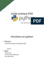 POO en Python - Master 2
