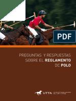 Reglamento de Polo