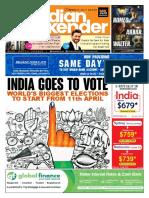 Indian Weekender 5 April 2019 - Volume 11 Issue 03