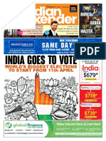 Indian Weekender 5 April 2019 - Volume 11 Issue 03