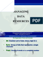 Data ResOrs