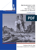 Archaeology and the Iliad, The Trojan War in Homer and History - Eric H Cline.pdf