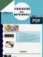 Disolución Del Matrimonio.pptx