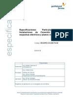 Especificaciones Particulares para conexion y enlace diagramas.pdf